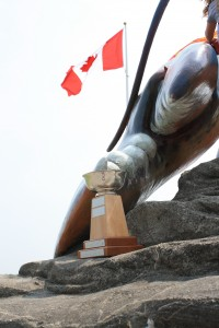 Wilbur, Lobster and the Canadian Flag