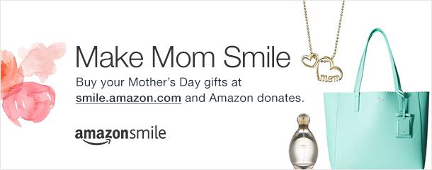 AmazonSmile 2016 Mom